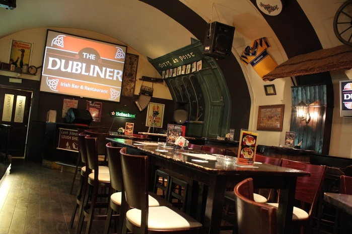 irish pub prag