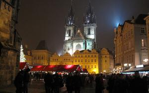 Thumbnail for New Year's Eve in Prague