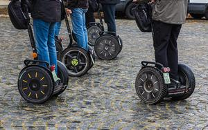 Thumbnail for Segway Tours - Prague From a Different Angle