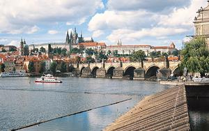 Thumbnail for To Prague Castle by Foot