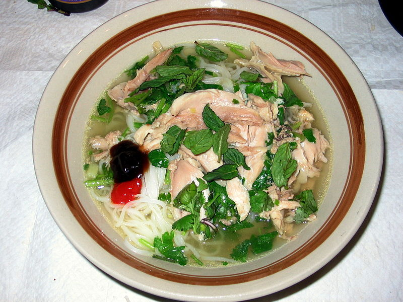 Chicken-pho-vietnamese-soup