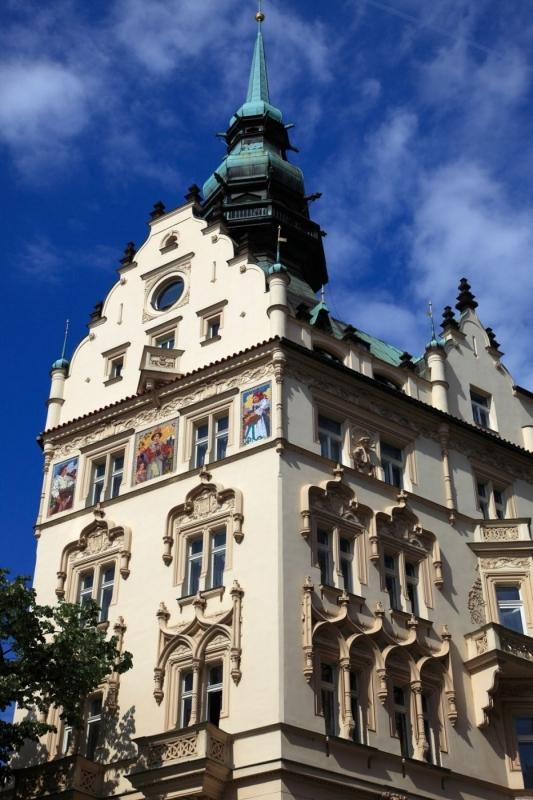 Top 5 hotels in prague prague blog for Hotel top prague