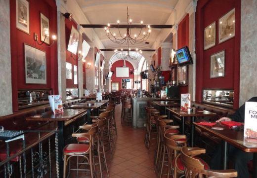 Best Sports Bar to Visit in Prague - Prague Blog