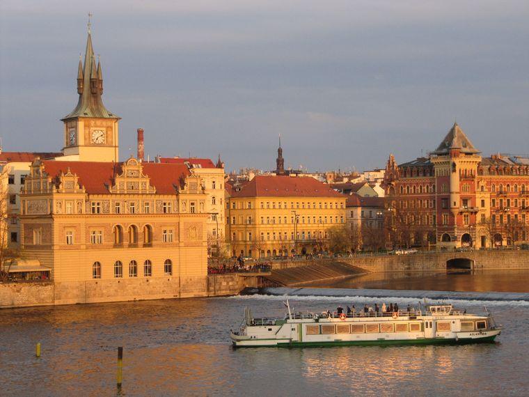 Prague City Tour Viator