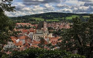 Thumbnail for Cesky Krumlov (UNESCO) Day Trip from Prague