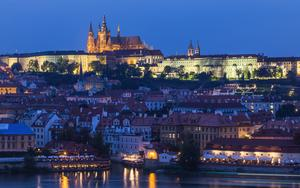 Thumbnail for Small Group Walking Tour and Vltava River Cruise - Prague