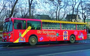 Thumbnail for Prague City Sightseeing Hop-on-off Bus Tours