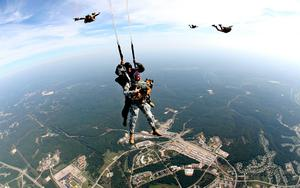 Thumbnail for Enjoy a Skydiving Adventure in Prague