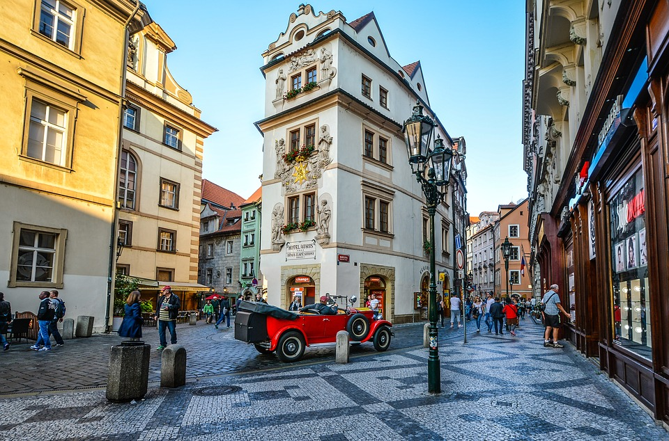 Luxury Hotels in Prague