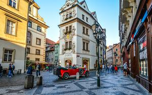 Thumbnail for Check Out Prague's Best Luxury Hotels